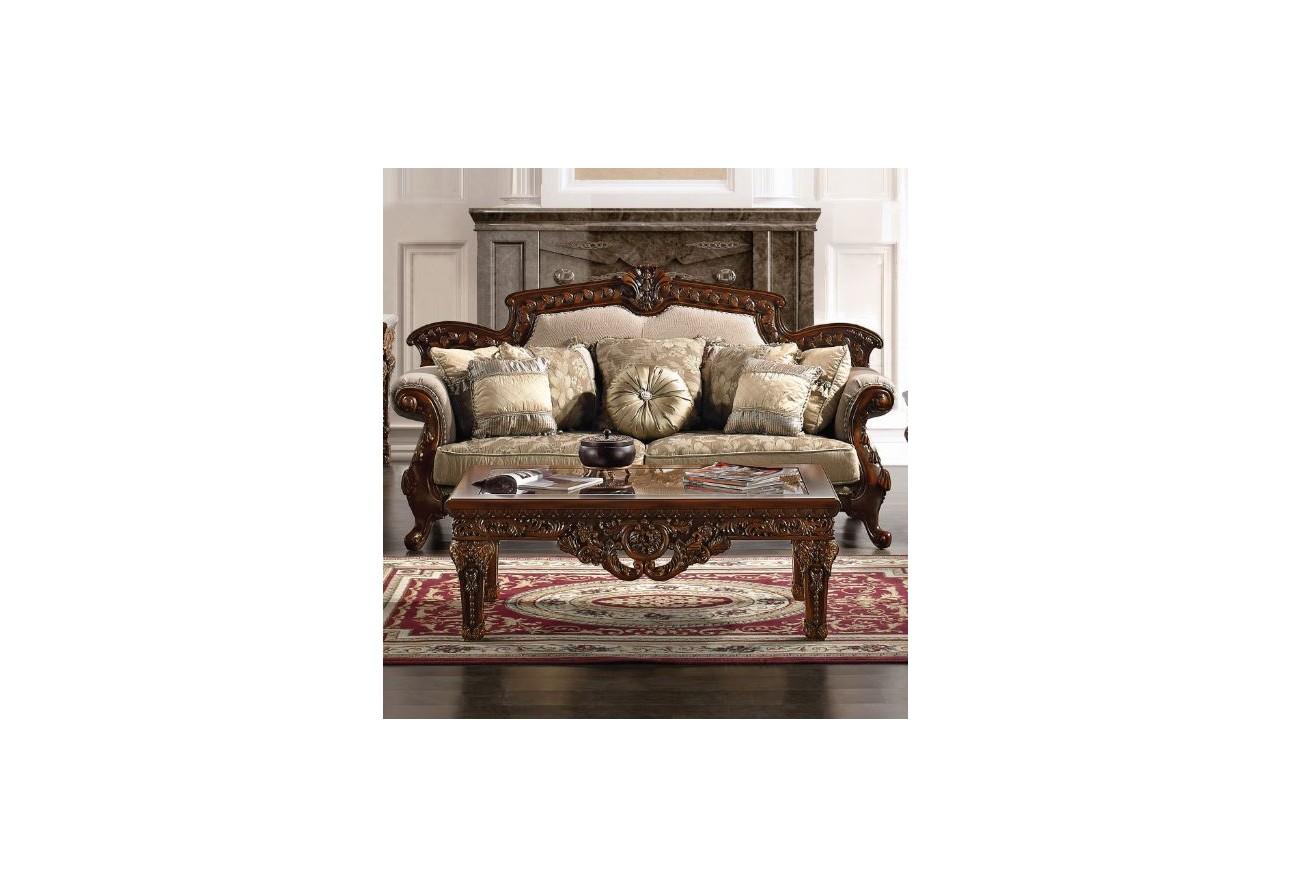 Upholstered Living Room Sets Homey Design Upholstery Living Room Set Victorian European
