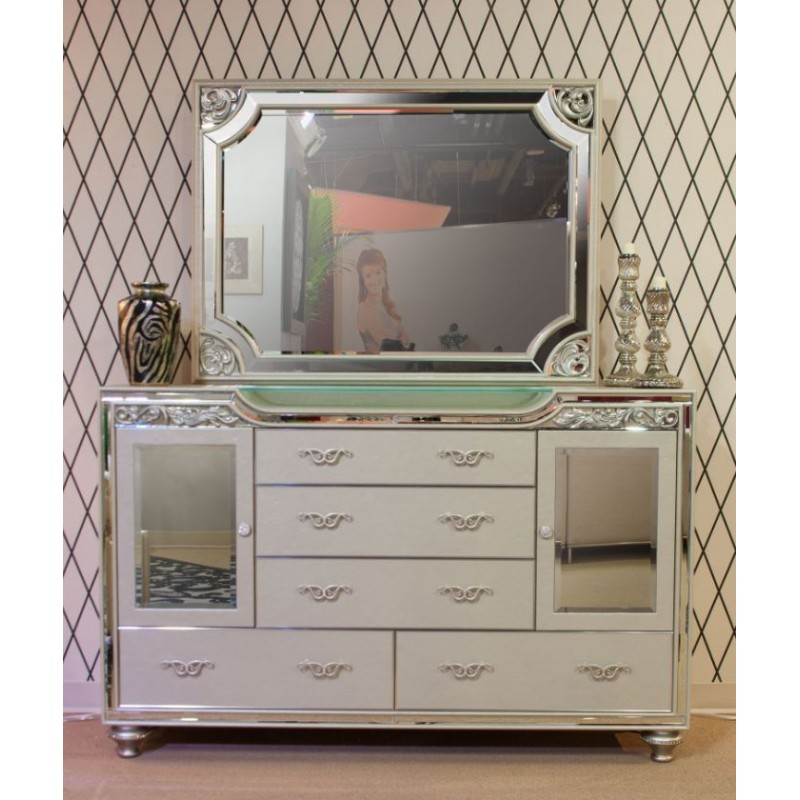 bel air park bedroom set collection - Michael Amini