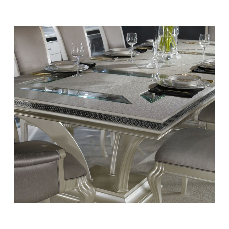 Aico Hollywood Swank Dining Room Collection - The Mansion Furniture