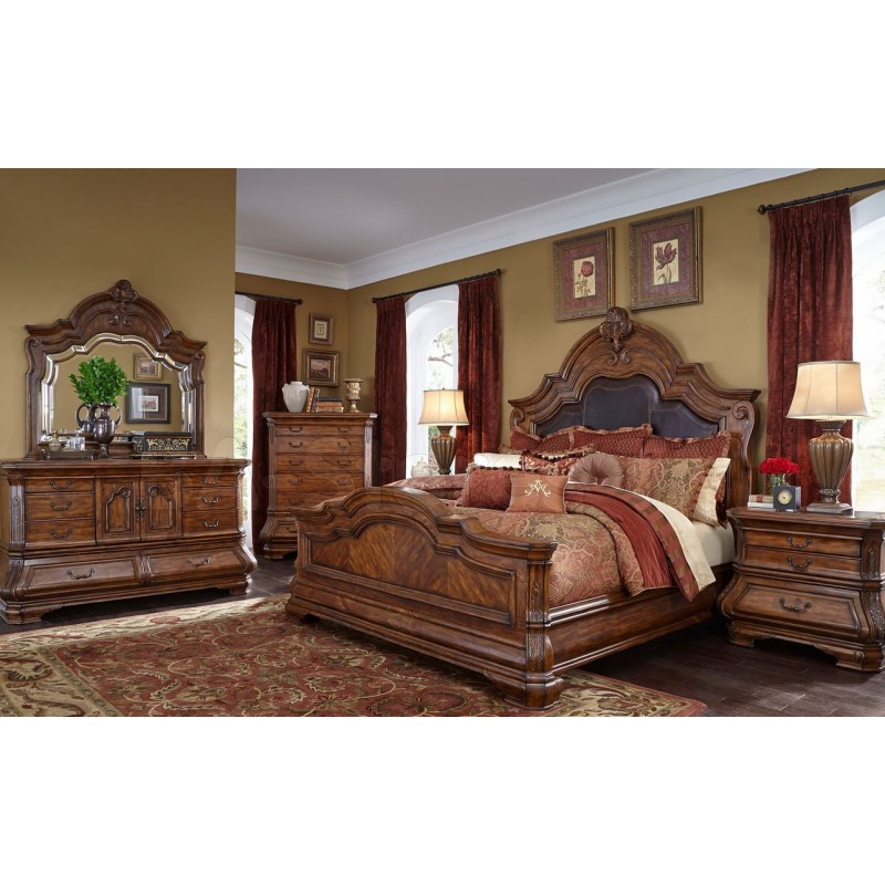 collection by room bedrooms aico tuscano melange bedroom set