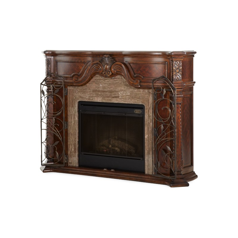 ... AICO Windsor Court Fireplace 70220 54 ...