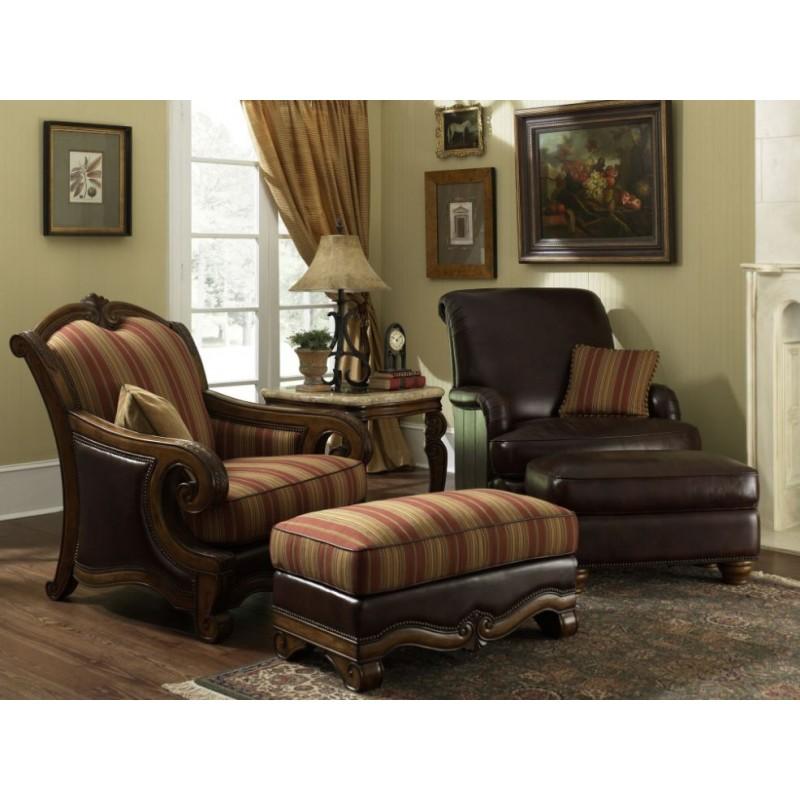 Aico Sofa Tuscano Leather Fabric Sofa Set By Michael Amini 2 Pc Thesofa