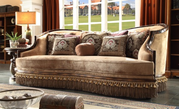 HD 1631 Homey Design Upholstery Living Room Set Victorian, European U0026 Classic  Design Sofa Set