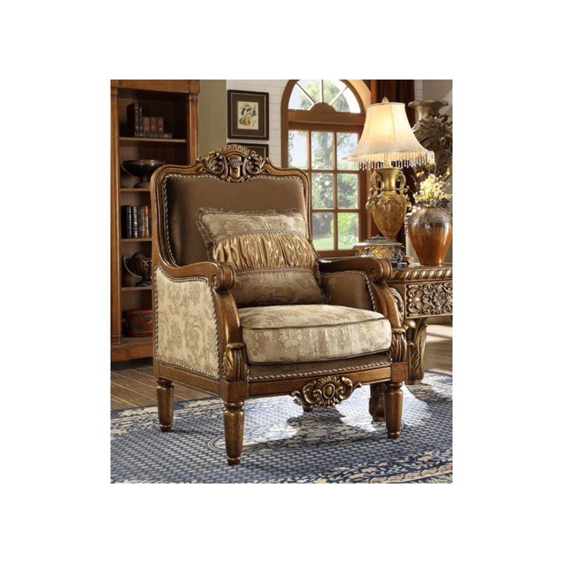 ... Design upholstery Accent Chair Victorian, European & Classic design