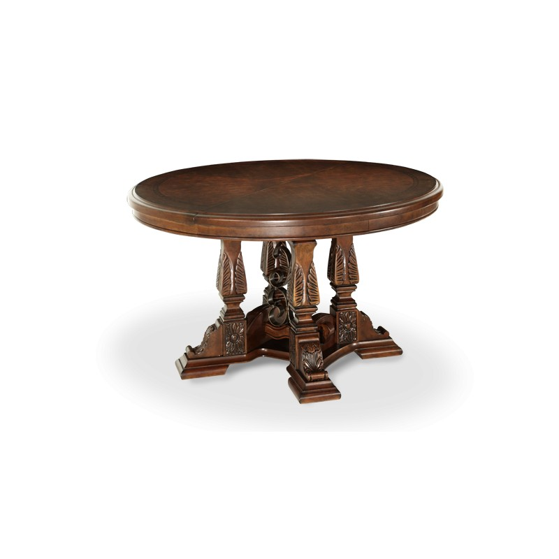 Charming Aico Windsor Court Round Dining Table By Michael Amini