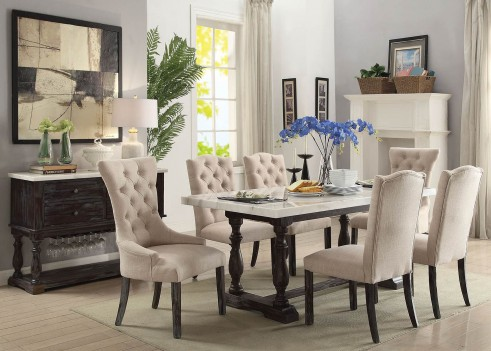 60820 Acme Dining Set...