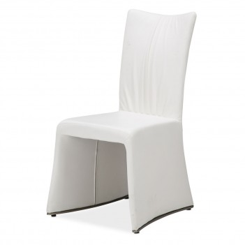 TR-MATRX003 Aico Trance Matrix Side Chair by Michael Amini