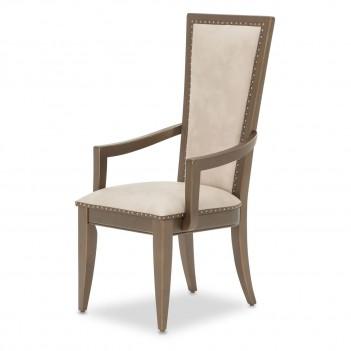 Aico Valise Arm Chair Amazon Tan Gator