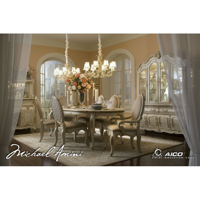 by room dining rooms aico lavelle blanc dining room collec