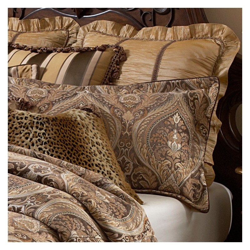 michael amini lucerne comforter bedding set by aico