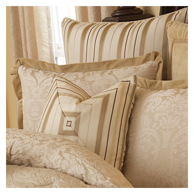 michael amini carlton comforter bedding set by aico