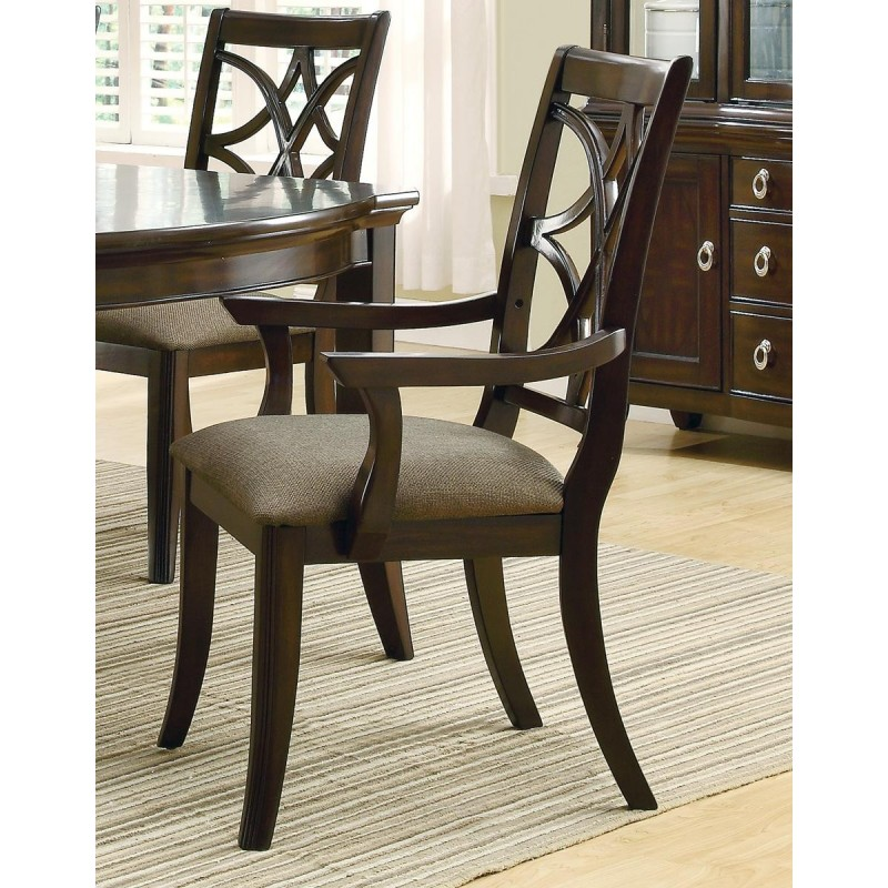 coaster dining room set rectangular table