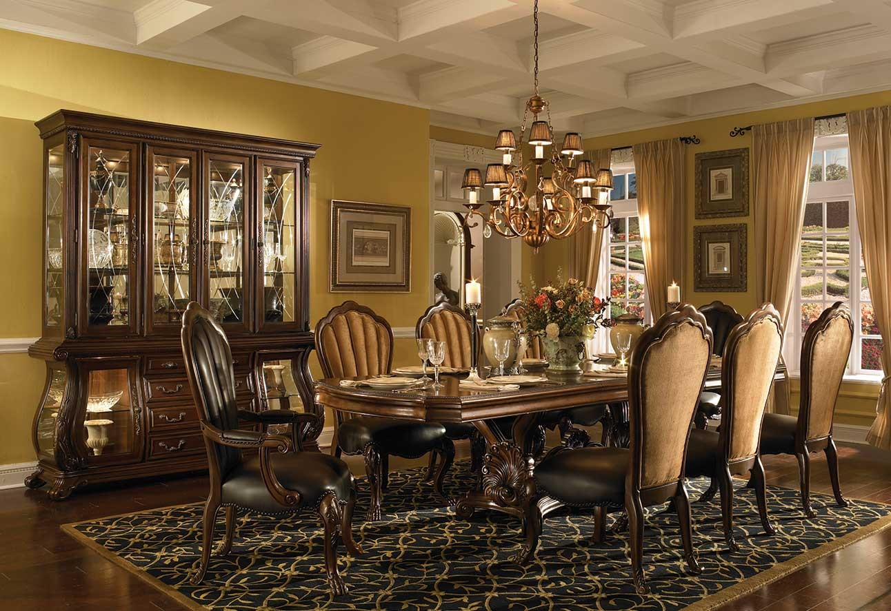 Aico Palace Gates Dining Room Collection