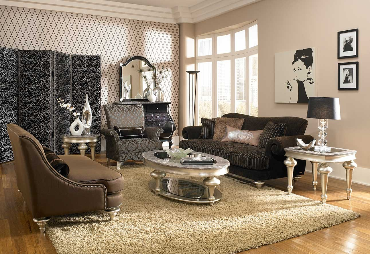 aico michael amini collection by room living room aico