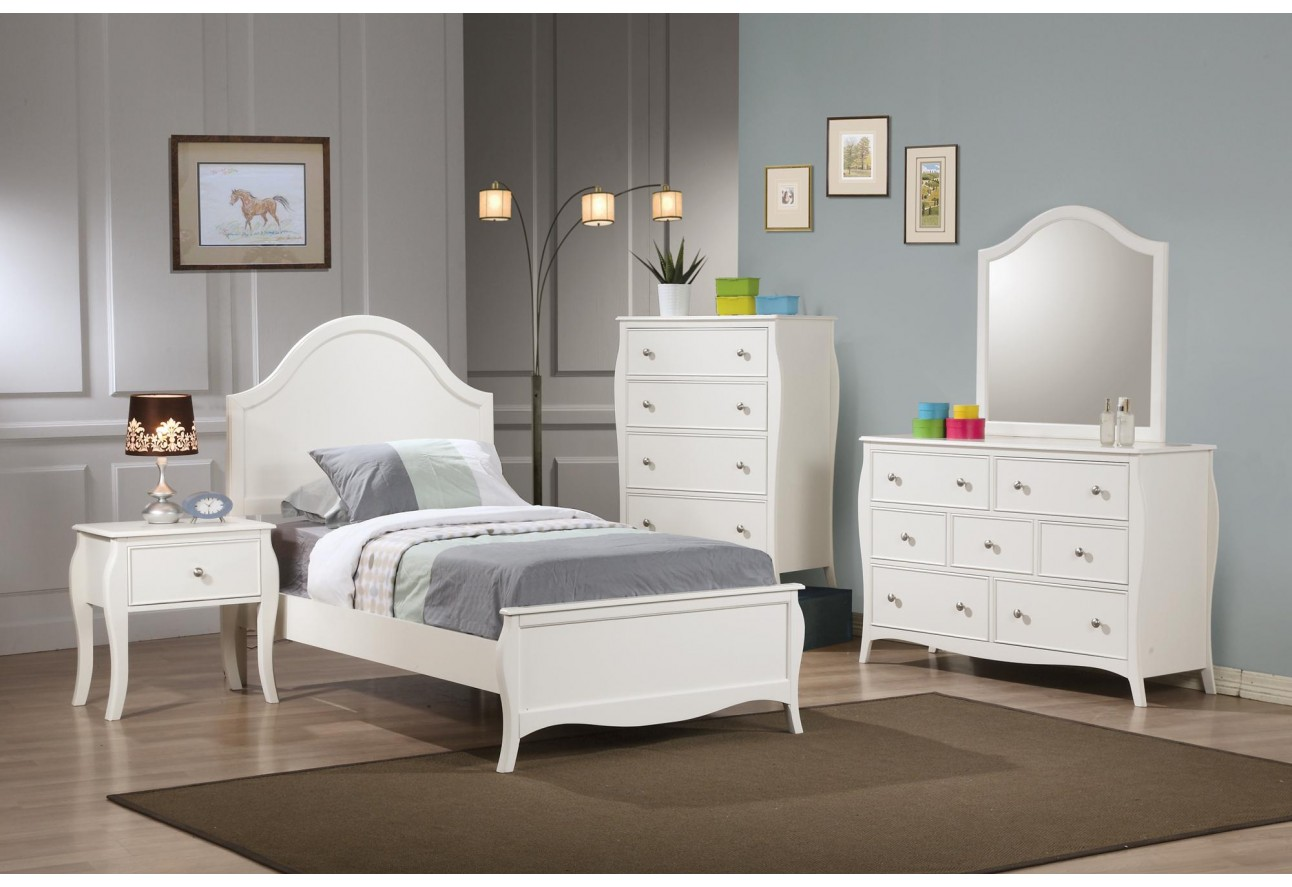 Kids Bedroom Furniture Collections 400561 Coaster Kids Bedroom Set Dominique Collection The Mansion