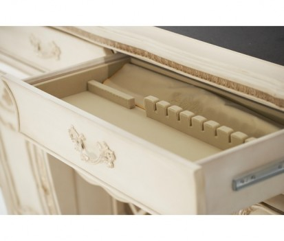 Aico Lavelle Blanc sideboard