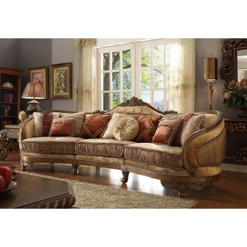 Victorian sectional sofa hereo sofa for Sectional sofa victoria