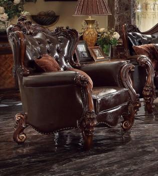 52120 Acme  Versailles Living room Cherry Oak Collection