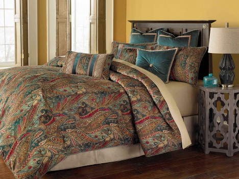 Michael Amini Seville Comforter Bedding Set by Aico