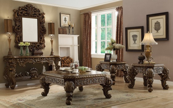 HD 8011 Homey Design Occasional Tables Victorian, European & Classic design