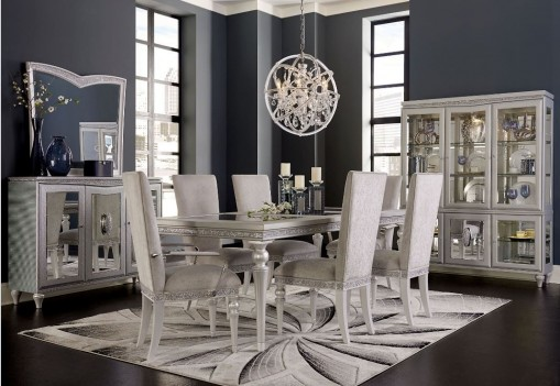 Aico Melrose Plaza Dining Room Set by Michael Amini & Jane Seymor