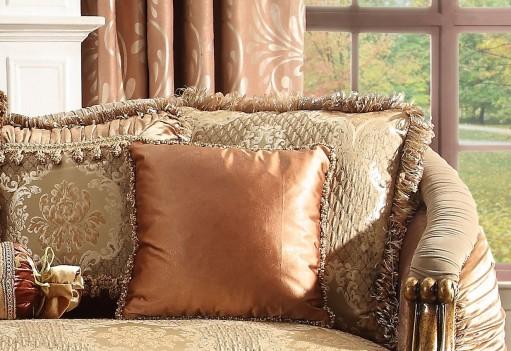 HD 1601 Homey Design upholstery living room set Victorian, European & Classic design Sofa Set