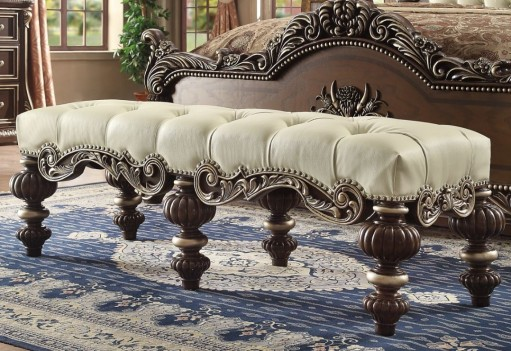 HD 8013 Homey Desig Bench Victorian, European & Classic design