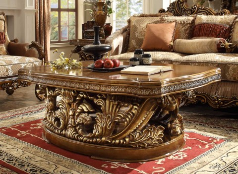 HD 8018 Homey Design Occasional Tables Victorian, European & Classic design