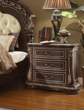 HD 8013 Homey Design  Bedroom set Victorian, European & Classic design