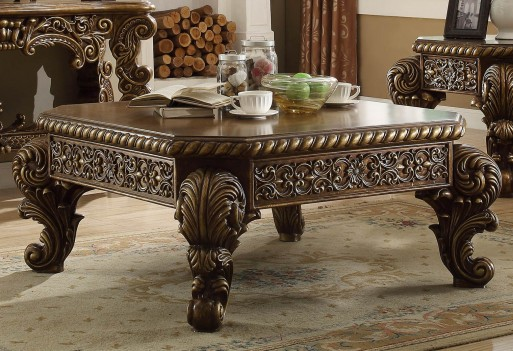 HD 8011 Homey Design Occasional Tables Victorian, European &