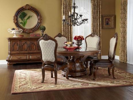 Round Dining Table Tuscano...
