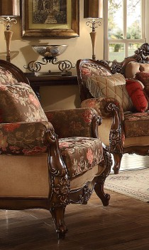 HD 39 Homey Design Chair Old World European Victorian design