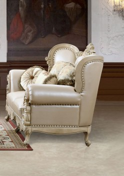 HD 32 Homey Design Chair Old World European Victorian design