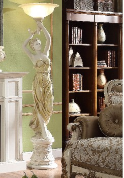 HD 8023 Victorian Standing Art Decor by Homey Design