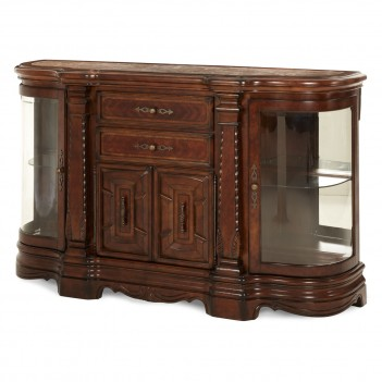 Aico windsor court 7000 dining room collection for Aico windsor court living room