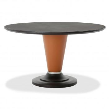 "Aico by Michael Amini Cosmopolitan Orange Round Table Top 54"""