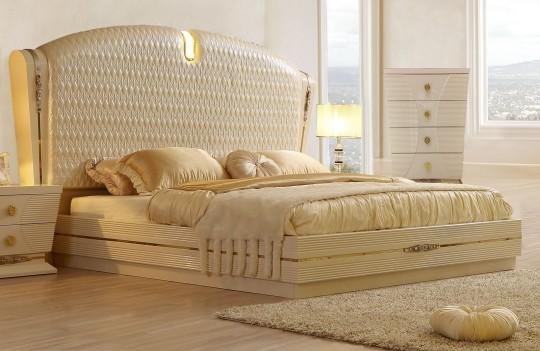 HD 914 Homey Design Bedroom set Victorian, European & Classic