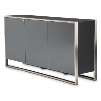 Aico Metro Lights Sideboard Midnight