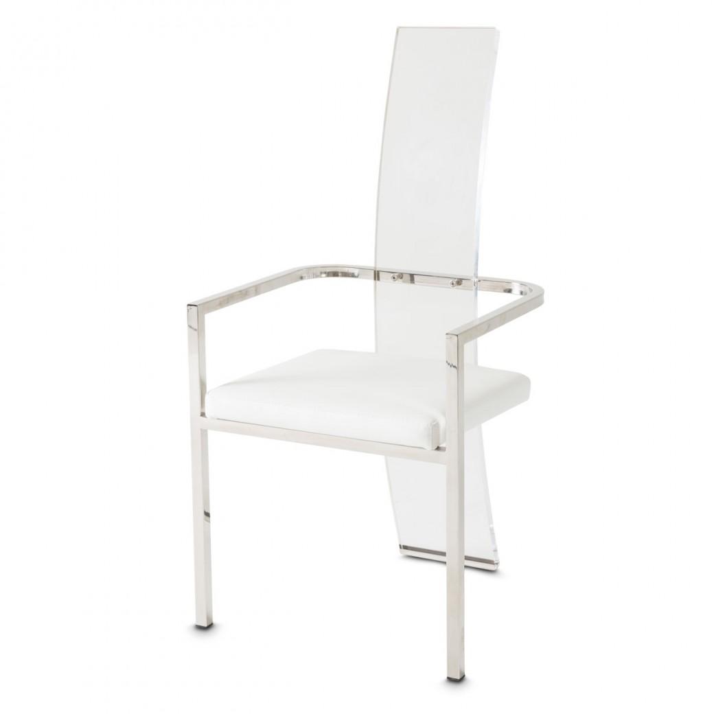 Michael Amini State St Arm Chair