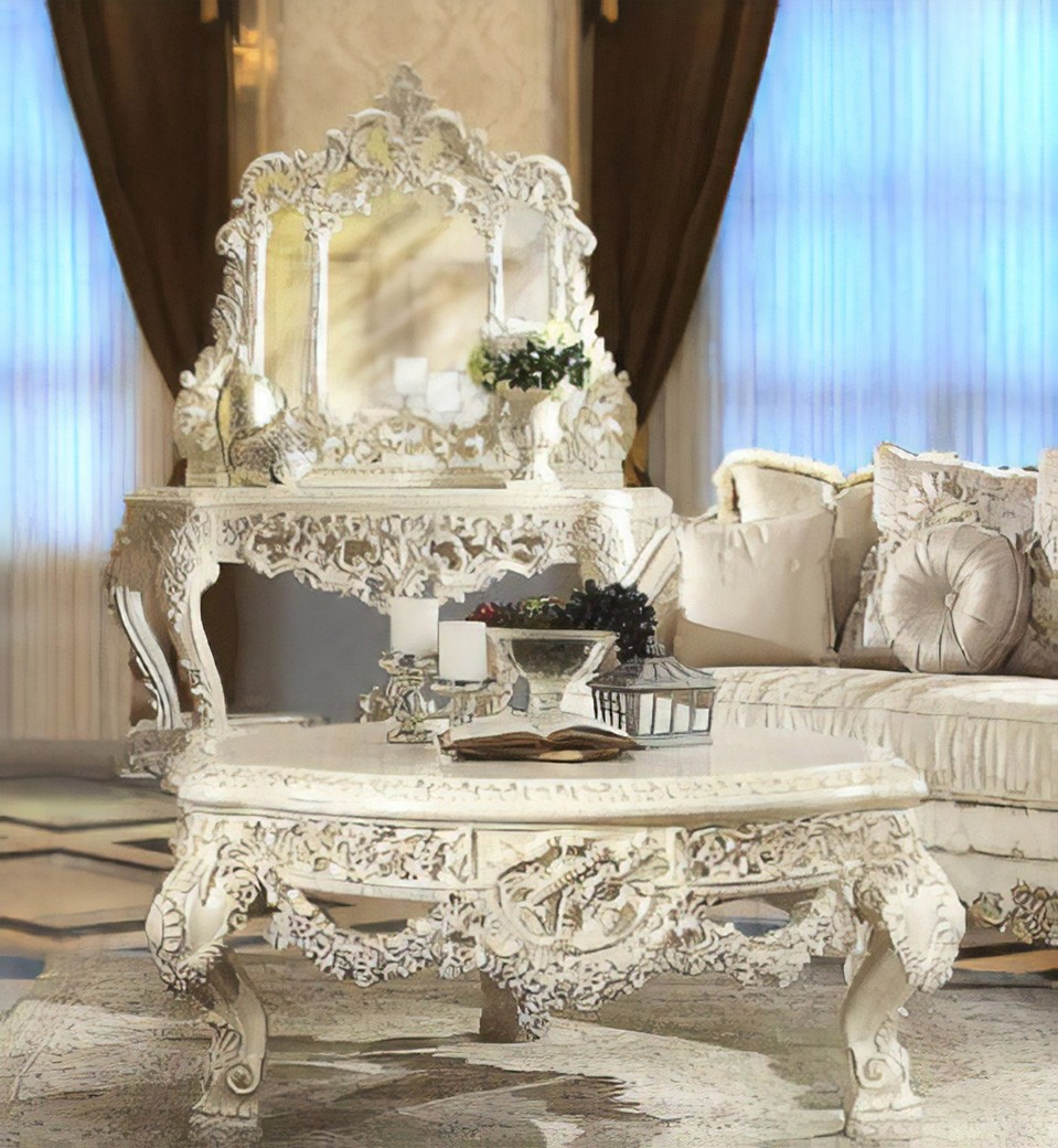 HD 8030 Homey Design Occasional Tables Victorian
