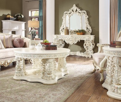 HD 8089 Ocassional Tables Victorian Style By Homey Design
