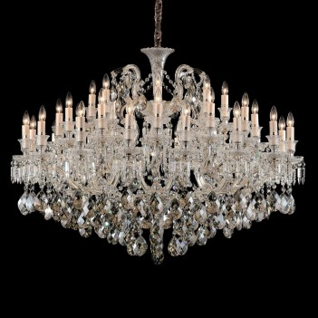 Aico by Michael Amini Lighting Chambord 37 Light Chandelier