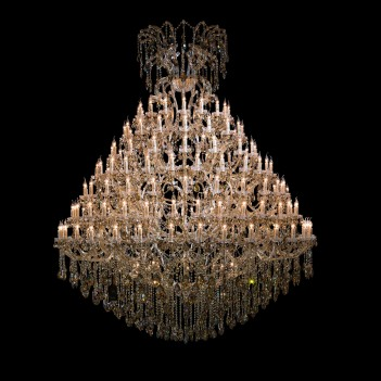 Aico by Michael Amini Lighting Grand Cathedral 176 Light