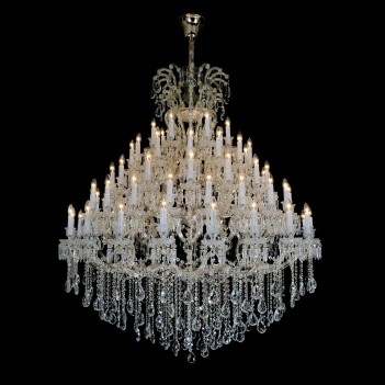 Aico by Michael Amini Lighting Grand Versailles 45 Light