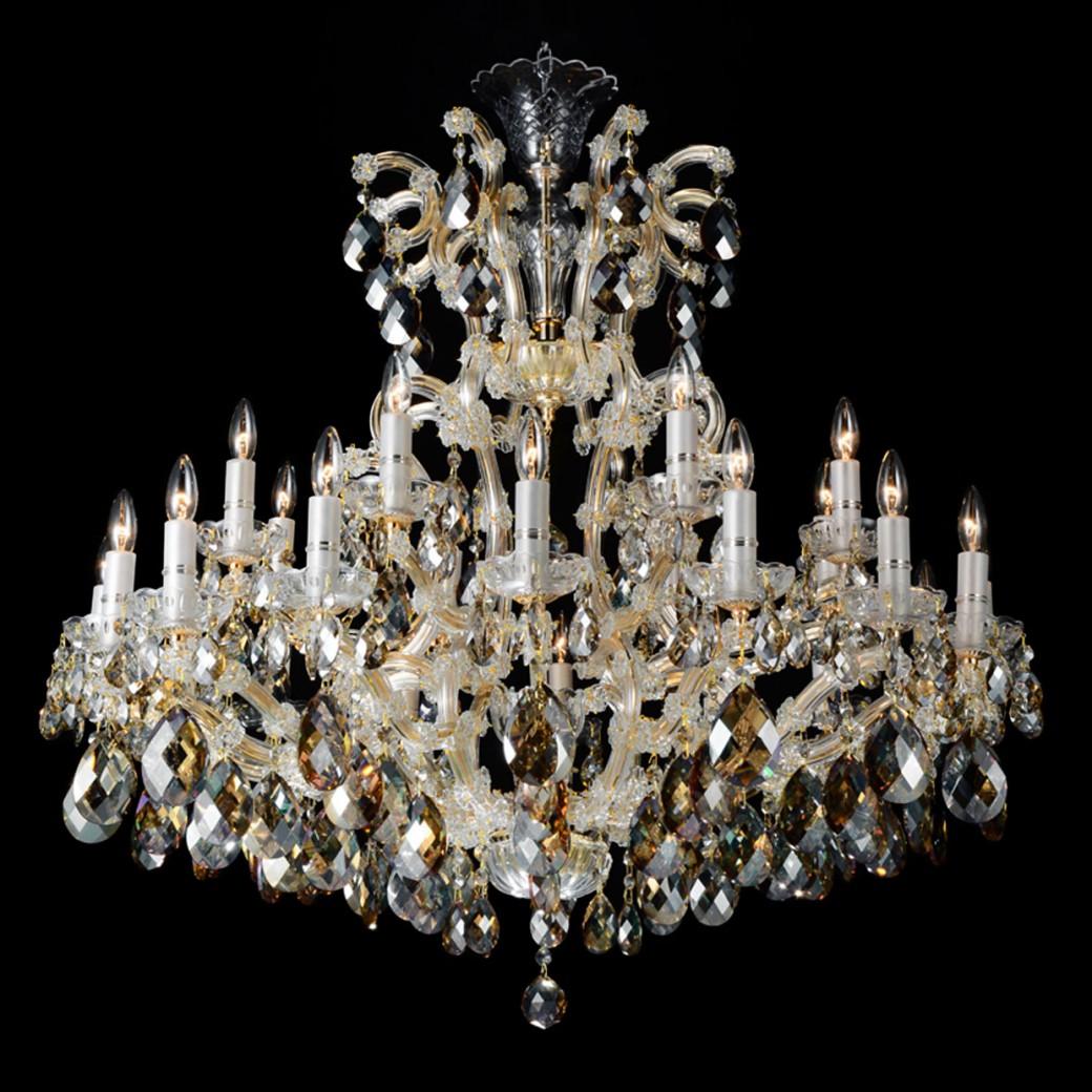 Aico by Michael Amini Lighting La Scala 25 Light Chandelier
