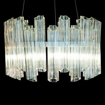 Aico by Michael Amini Lighting octavious 6 light chandelier