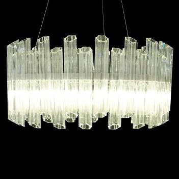 Aico by Michael Amini Lighting octavious 8 light chandelier