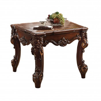 83130 Acme Occasional Tables Vendome II Cherry Finish