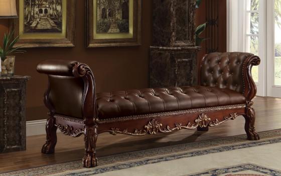 96486 Cherry Oak Finish Bed...