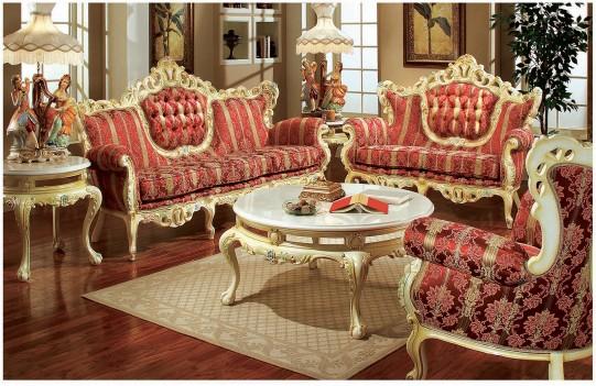 609 AJ Italian Upholstery -...
